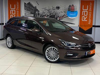 Vauxhall Astra Estate 1.4i Turbo Elite Sports Tourer Auto (s/s) 5dr