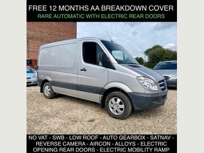 Mercedes-Benz Sprinter Panel Van 2.1 CDI 215 5dr SWB