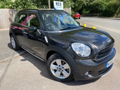 MINI Countryman SUV 1.6 Cooper D (Pepper) ALL4 (s/s) 5dr