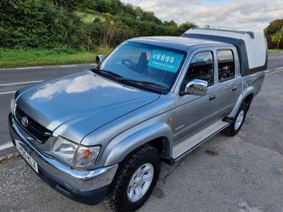 Toyota Hilux Pickup 2.5 D-4D Invincible Double Cab Pickup 4dr
