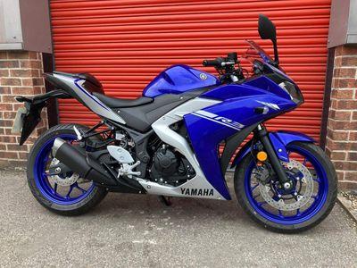 Yamaha R3 Super Sports ABS