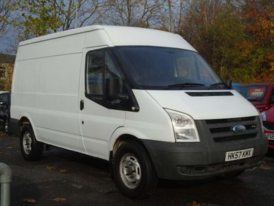 Ford Transit Panel Van 2.4 TDCi 350 MWB Medium Roof Van 3dr