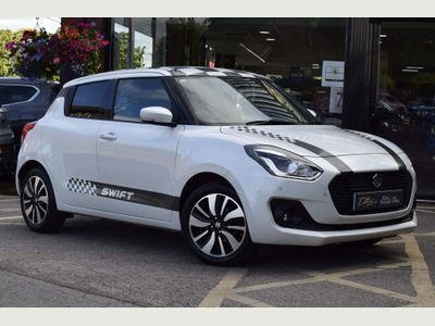 Suzuki Swift Hatchback 1.0 Boosterjet SZ5 Auto 5dr