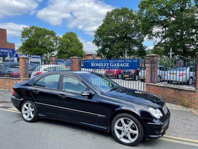 Mercedes-Benz C Class Saloon 2.1 C200 CDI Sport Edition 4dr