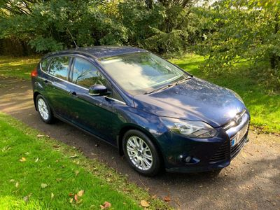 Ford Focus Hatchback 1.6 TDCi ECOnetic Titanium 5dr