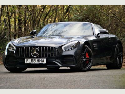 Mercedes-Benz AMG GT Convertible 4.0 V8 BiTurbo GPF C Roadster SpdS DCT (s/s) 2dr