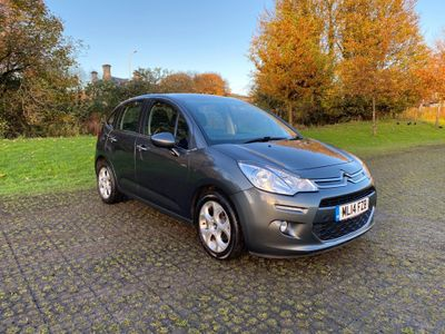 Citroen C3 Hatchback 1.6 e-HDi Airdream Exclusive ETG 5dr