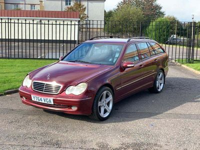 Mercedes-Benz C Class Estate 2.0 C200 Kompressor Avantgarde 5dr