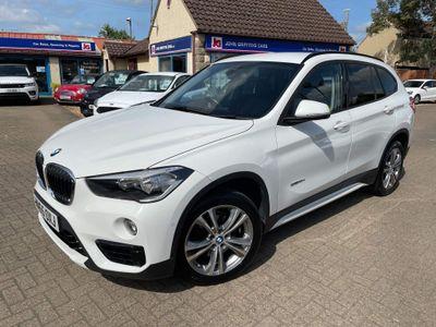 BMW X1 SUV 2.0 18d Sport sDrive (s/s) 5dr