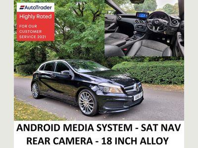 Mercedes-Benz A Class Hatchback 1.6 A200 AMG Sport 5dr