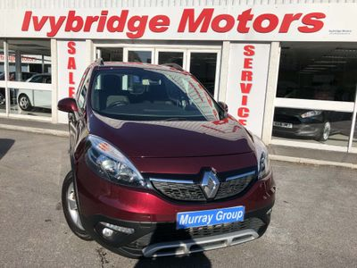 Renault Scenic Xmod MPV 1.2 ENERGY Dynamique Tom Tom (s/s) 5dr