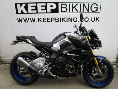 Yamaha MT-10 SP Naked 1000 SP ABS