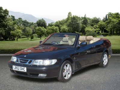 Saab 9-3 Convertible 2.0 Turbo SE 2dr