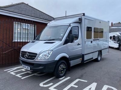Mercedes-Benz Sprinter Specialist Vehicle 3.0 CDI 518 AUTOMATIC MWB HIGH ROOF