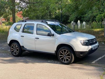 Dacia Duster SUV 1.6 Ambiance (s/s) 5dr
