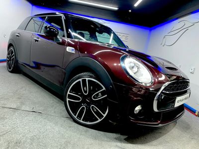 MINI CLUBMAN Estate 2.0 Cooper S Auto (s/s) 6dr