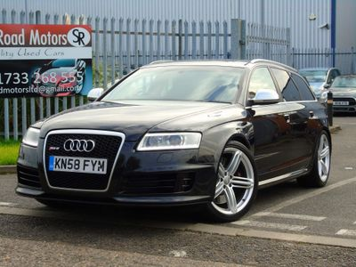 Audi RS6 Avant Estate 5.0 TFSI V10 Tiptronic 5dr