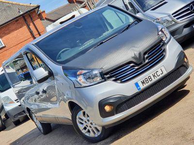 Renault Trafic Other 1.6 dCi ENERGY 29 Sport Nav Crew Van (s/s) 6dr
