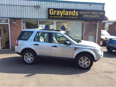 Land Rover Freelander 2 SUV 2.2 TD4 HSE 5dr