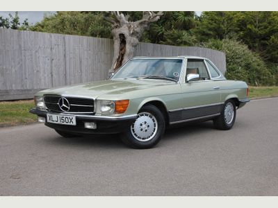 Mercedes-Benz 500 Convertible 5.0 SL 2dr