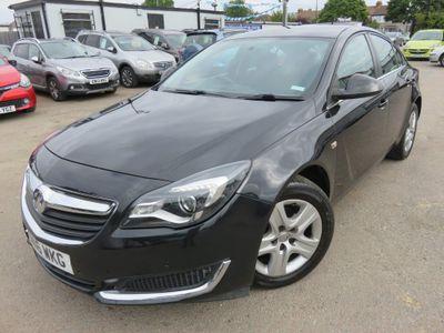 Vauxhall Insignia Hatchback 1.6 CDTi Design Nav Auto 5dr