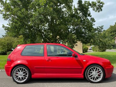 Volkswagen Golf Hatchback 1.9 TDI PD GTI Anniversary Ltd Edn 3dr