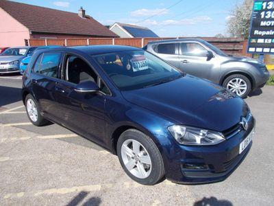 Volkswagen Golf Hatchback 1.4 TSI BlueMotion Tech Match Edition (s/s) 5dr