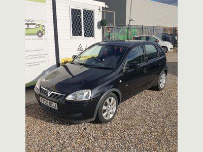 Vauxhall Corsa Hatchback 1.2 i 16v Breeze Easytronic 5dr (a/c)