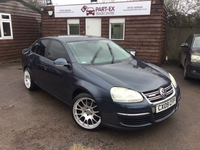 Volkswagen Jetta Saloon 1.9 TDI BlueMotion Tech DPF 4dr