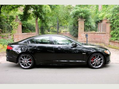 Jaguar XF Saloon 5.0 V8 Supercharged XFR 4dr