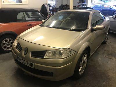 Renault Megane Convertible 1.9 dCi FAP Privilege 2dr