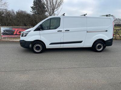 Ford Transit Custom Panel Van 2.0 TDCi 290 L2 H1 5dr