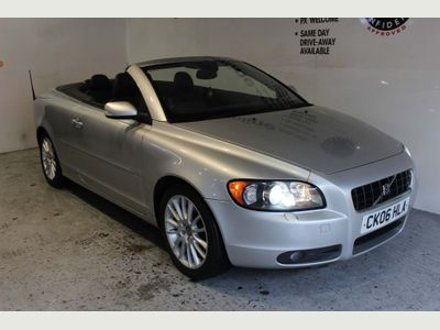 Volvo C70 Convertible 2.5 T5 SE 2dr