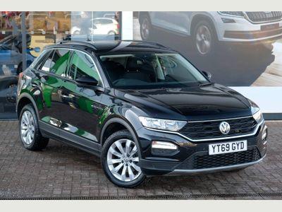 Volkswagen T-Roc SUV 1.5 TSI EVO SE DSG (s/s) 5dr
