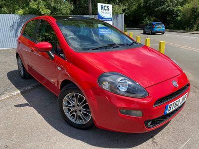 Fiat Punto Hatchback 1.3 MultiJet Lounge (s/s) 5dr