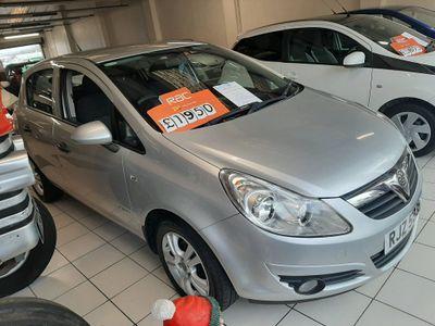 Vauxhall Corsa Hatchback 1.3 CDTi ecoFLEX 16v Energy 5dr (a/c)