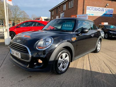 MINI Hatch Hatchback 1.2 One (s/s) 3dr