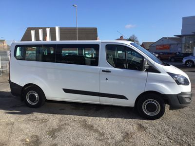 Ford Transit Custom Other 2.2 TDCi 310 Kombi L2 H1 5dr (9 Seats)