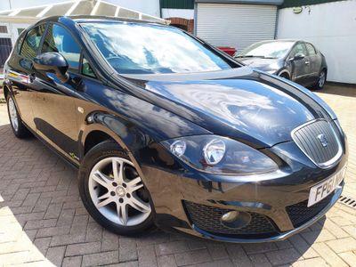 SEAT Leon Hatchback 1.6 TDI Ecomotive CR S Copa 5dr