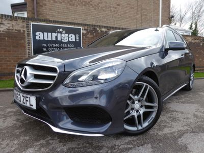 Mercedes-Benz E Class Estate 2.1 E220 CDI AMG Sport 7G-Tronic Plus 5dr
