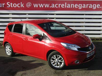 Nissan Note Hatchback 1.2 Acenta Premium 5dr