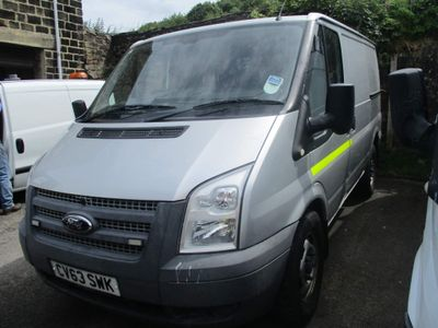 Ford Transit Temperature Controlled 2.2 TDCi 330 Panel Van AWD S 5dr (SWB)