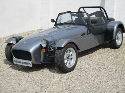 Caterham Seven Convertible 1.6 Ti-VCT 270 S S3 2dr
