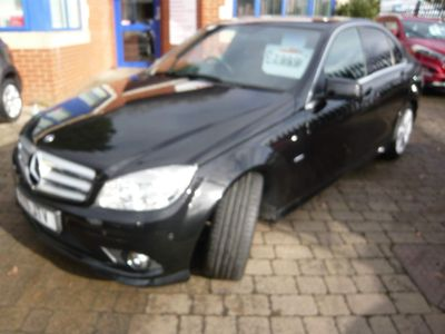 Mercedes-Benz C Class Saloon 1.8 C250 BlueEFFICIENCY Sport 4dr