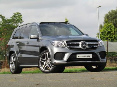 Mercedes-Benz GLS Class SUV 3.0 GLS350d V6 AMG Line G-Tronic 4MATIC (s/s) 5dr