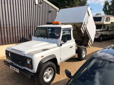 Land Rover Defender 110 Chassis Cab 2.2 D DPF Chassis Cab 2dr