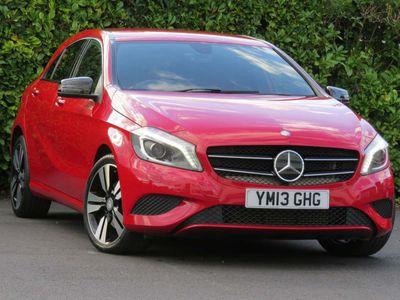 Mercedes-Benz A Class Hatchback 1.8 A200 CDI BlueEFFICIENCY Sport 7G-DCT 5dr