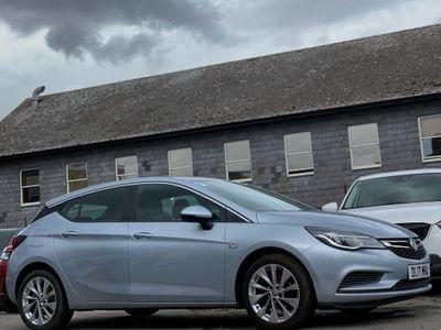 Vauxhall Astra Hatchback 1.4i Tech Line 5dr