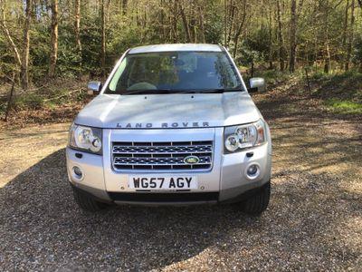 Land Rover Freelander 2 SUV 2.2 TD4 XS 5dr