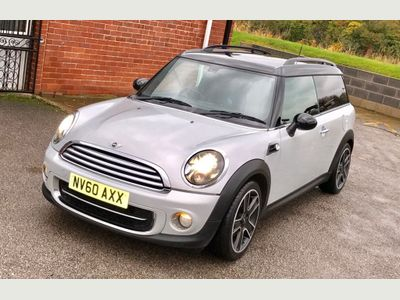 MINI Clubman Estate 1.6 Cooper D Soho 5dr